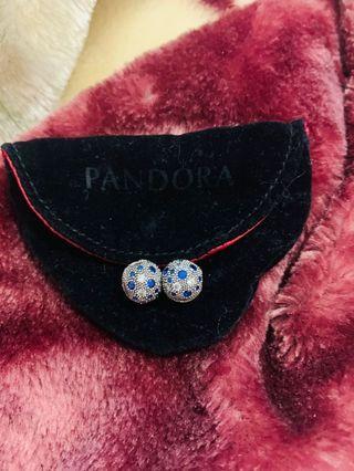 Pandora cosmic stars clip charms