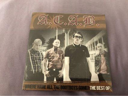 ACAB - The Best OF! (CD)