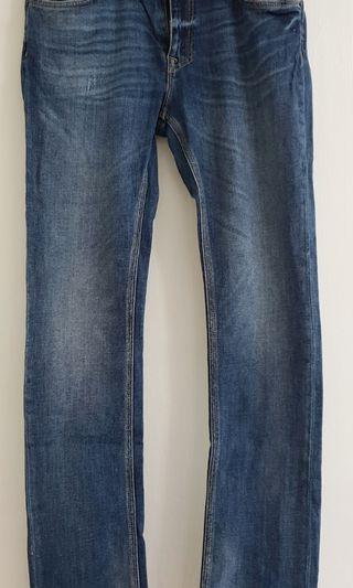 Zara man premium denim jeans