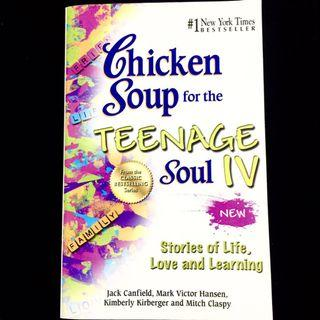 Chicken Soup for the Teenage Soul 4 (self help book)