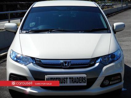 Honda Insight Hybrid 1.3A