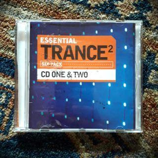 Essential Trance CDs