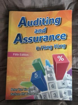 Audit and Assurance 5th addition