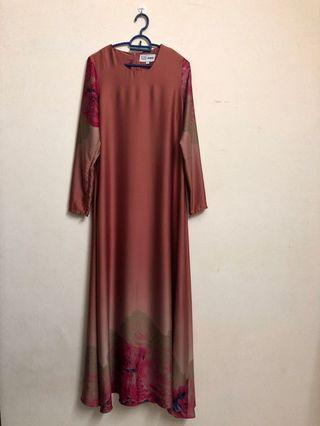 Jubah Dress (Scha Al Yahya X Jakel)