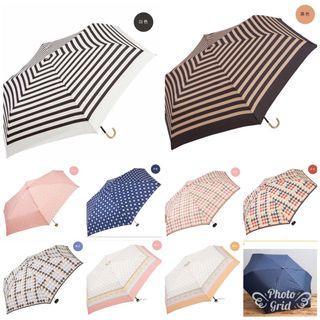 日系雨傘 日本帶回 原購1000