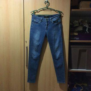 LEE LOW WAIST DENIM JEANS