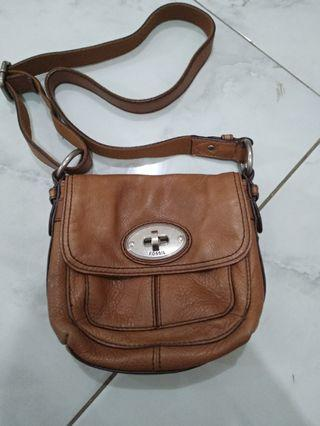 Fossil Maddox turnloack small