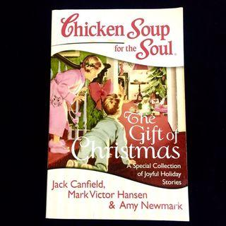 Chicken Soup for the Soul : The Gift Of Christmas (self help inspirational stories)