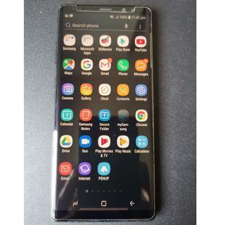 Note 8 SM-N950F/DS Midnight Black