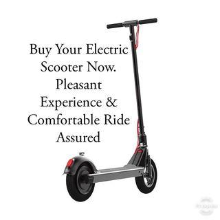 Latest Model UL2272 LTA Approved Electric Scooter