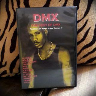 'The Best of DMX' DVD