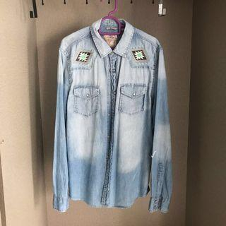 Guess Denim Shirt / Kemeja Jeans