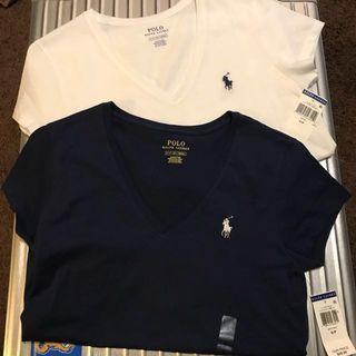 🚚 Polo Ralph Lauren 全新T-shirt 女版s