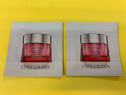 Estee Lauder Nutritious 升級亮肌抗氧保濕霜 Super Promegranate Radiant Energy Moisture Creme Cream