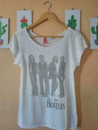 H&M the Beatles t shirts