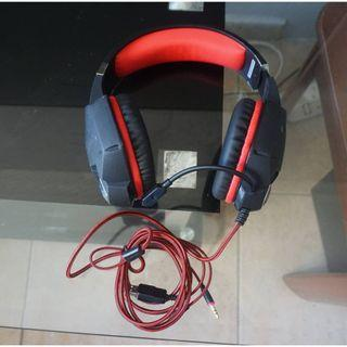 Alcatroz Headphone set with mic HP-2000 for gaming