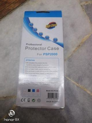 PSP 2000 clear hardcase