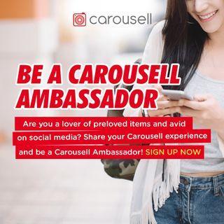 Be A Carousell Ambassador