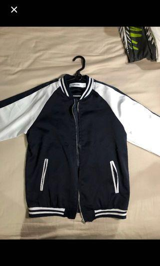 Looking for: TEM baseball jacket