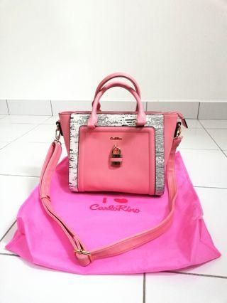 Carlo Rino Handbag Original