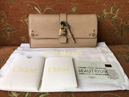 CHLOE Wallet 💯 authentic - preloved