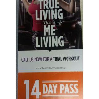 True Fitness 14 Days Pass