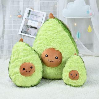 Cute cuddlely Soft Avo-Cuddle Plushie
