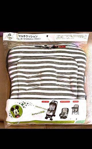 Disney Mickey Mouse Bb 車 椅墊 適合 combi recaro Aprica mothercare Chicco stroller