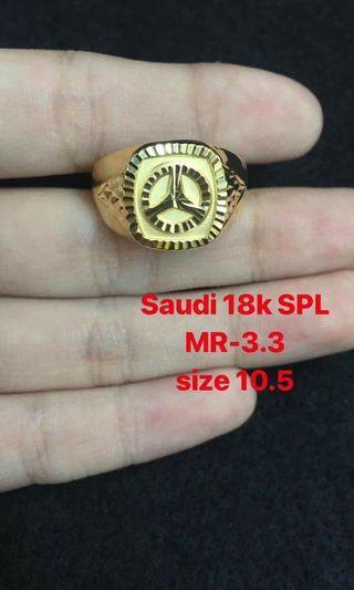 PAWNABLE 18K SAUDI GOLD