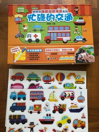 Chinese Magnetic Transport Puzzles
