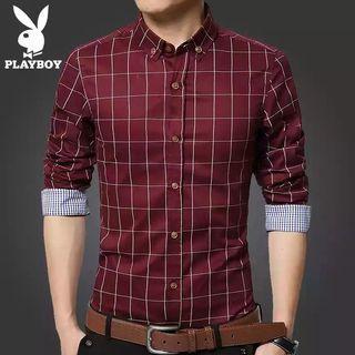 Playboy Long Sleeve Shirt