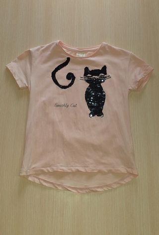 Zara girl shirt
