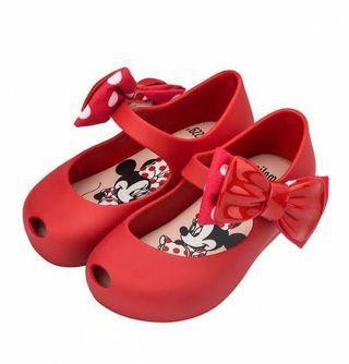 New Mini Melissa Minnie Mouse Red USA 5