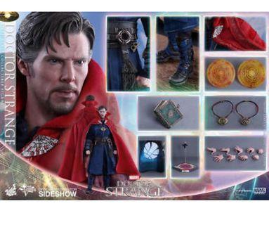 🚚 Hot toys Doctor Strange MMS387