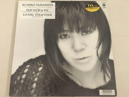 Kumiko Yamashita - Flip Flop&Fly(LP/VINYL/RECORDS)