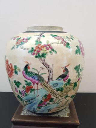 Old Chinese Jar