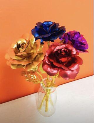 🚚 金色玫瑰🌹(禮盒🎁裝)/母親節禮物首選