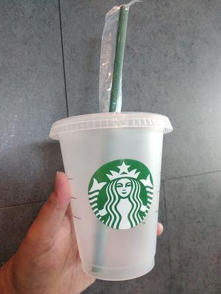 Reusable Ice Cup