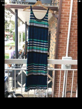 Splendid brand new maxi dress ladies spring size medium
