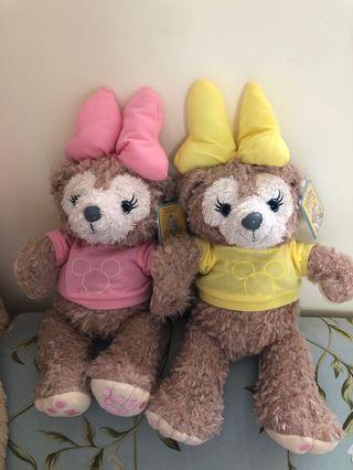 Duffy公仔-迪士尼