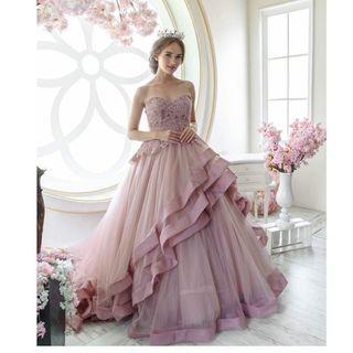 Designer wedding Gown, evening gown