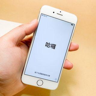 🚚 [售價已降] 二手現貨 Apple iphone6 i6 4.7吋 64GB 銀色(含盒)