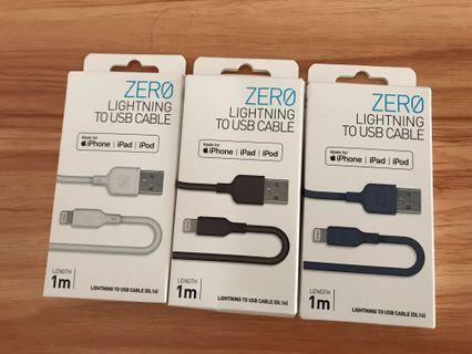 Momax Lightning Cable MFI