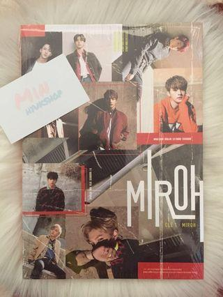 [Ready Stock] Stray Kids Cle 1 : MIROH (SEALED)