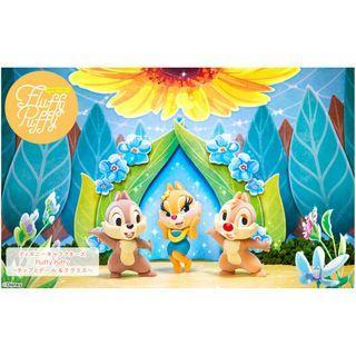 迪士尼 FIGURE 鋼牙 與 大鼻 & 克拉麗斯 - Disney Characters - Fluffy Puffy - Chip n Dale & Clarice - ✡ 全2種 ✡