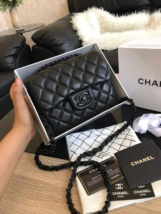 0457009d2054e1 chanel classic | Luxury | Carousell Indonesia