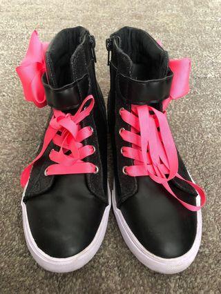 ae7b3730bbd Jojo Siwa Hi Cut Shoes   Sneakers