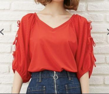 INGNI Red Top