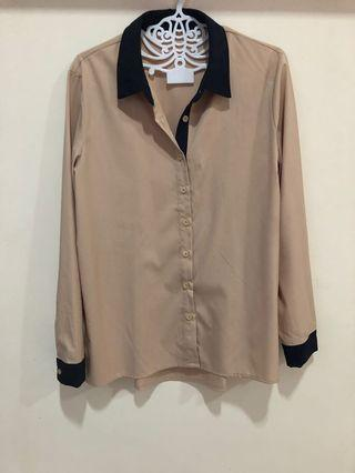 Brown Polo for Women
