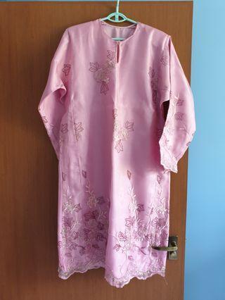 🚚 Baju kurung - pink